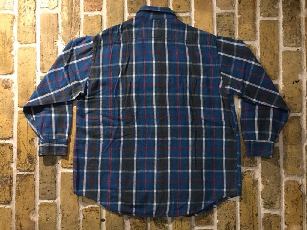 神戸店8/26(土)VSA秋ヴィンテージ入荷! #7 Vintage Lee!Vintage Flannel Shirt!!!_c0078587_14422697.jpg