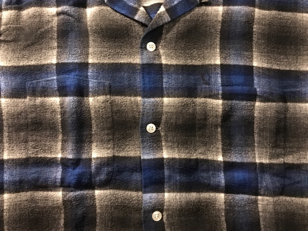 神戸店8/26(土)VSA秋ヴィンテージ入荷! #7 Vintage Lee!Vintage Flannel Shirt!!!_c0078587_14433505.jpg
