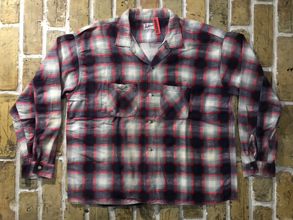 神戸店8/26(土)VSA秋ヴィンテージ入荷! #7 Vintage Lee!Vintage Flannel Shirt!!!_c0078587_14442575.jpg