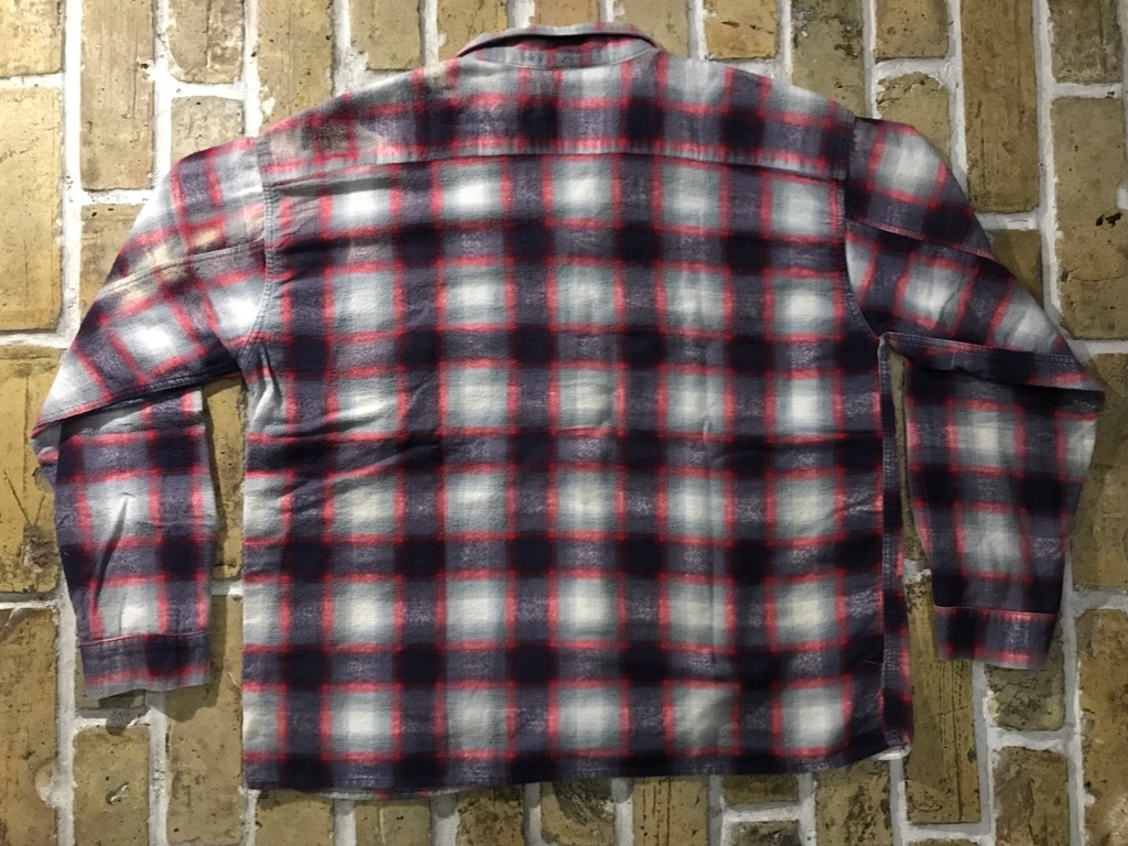 神戸店8/26(土)VSA秋ヴィンテージ入荷! #7 Vintage Lee!Vintage Flannel Shirt!!!_c0078587_14442787.jpg
