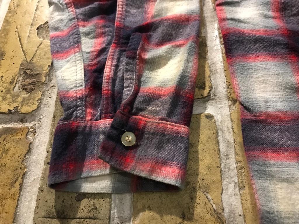 神戸店8/26(土)VSA秋ヴィンテージ入荷! #7 Vintage Lee!Vintage Flannel Shirt!!!_c0078587_14442861.jpg