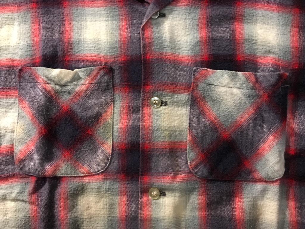 神戸店8/26(土)VSA秋ヴィンテージ入荷! #7 Vintage Lee!Vintage Flannel Shirt!!!_c0078587_14442928.jpg