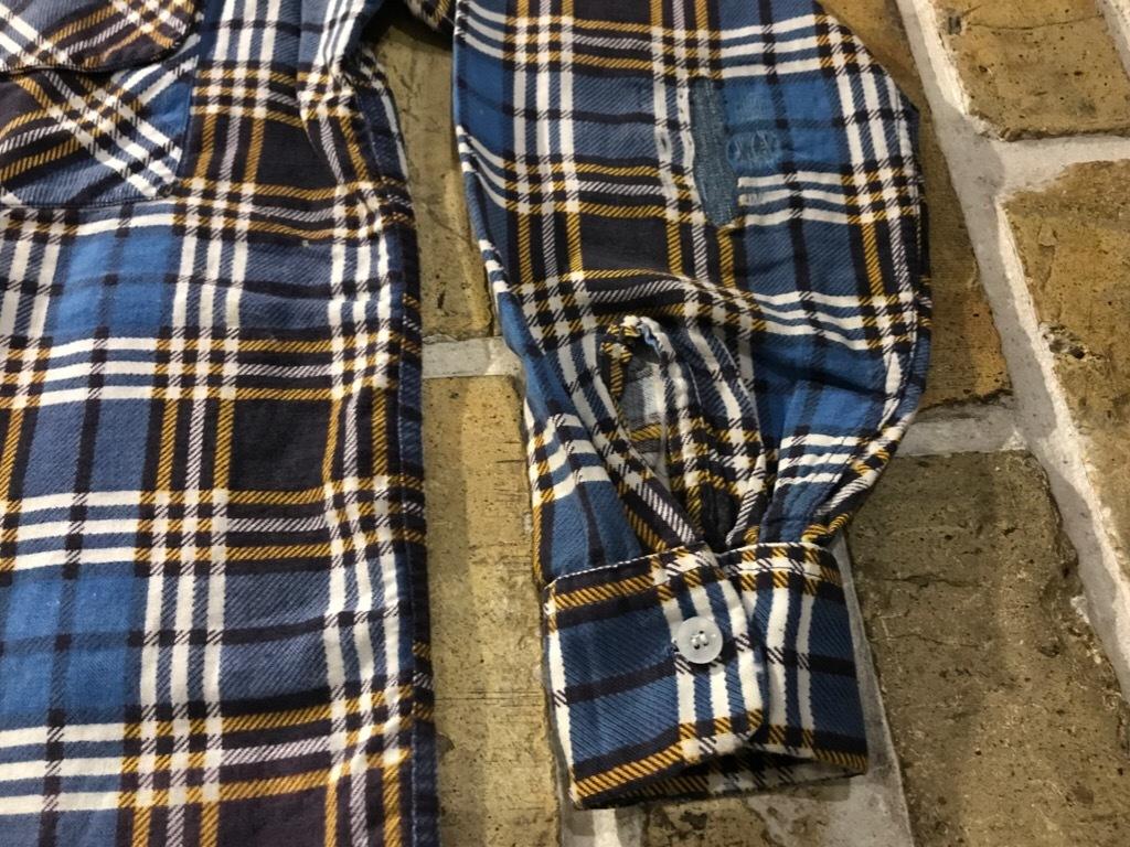 神戸店8/26(土)VSA秋ヴィンテージ入荷! #7 Vintage Lee!Vintage Flannel Shirt!!!_c0078587_14452732.jpg