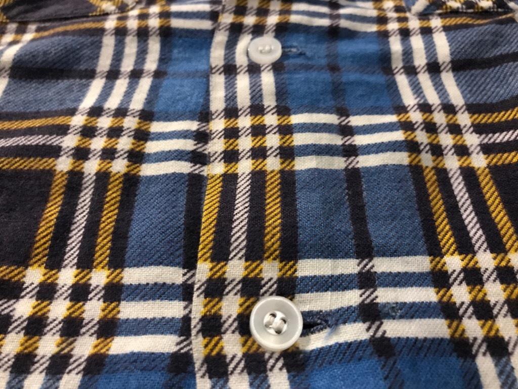 神戸店8/26(土)VSA秋ヴィンテージ入荷! #7 Vintage Lee!Vintage Flannel Shirt!!!_c0078587_14452736.jpg