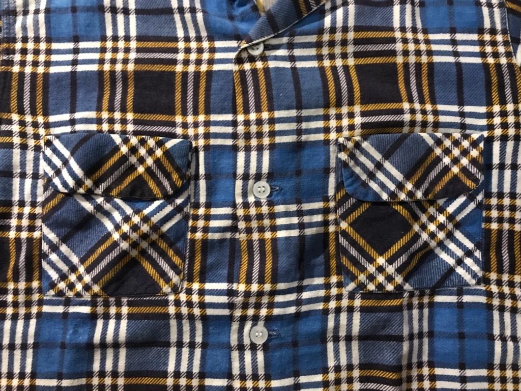 神戸店8/26(土)VSA秋ヴィンテージ入荷! #7 Vintage Lee!Vintage Flannel Shirt!!!_c0078587_14452772.jpg