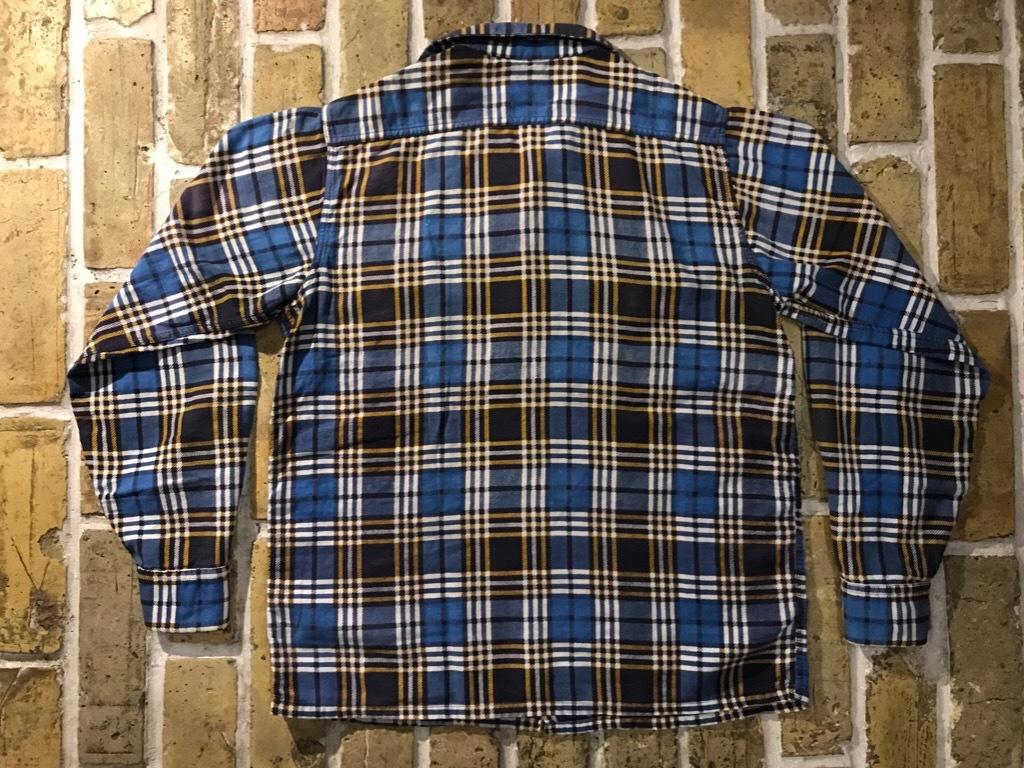 神戸店8/26(土)VSA秋ヴィンテージ入荷! #7 Vintage Lee!Vintage Flannel Shirt!!!_c0078587_14452997.jpg