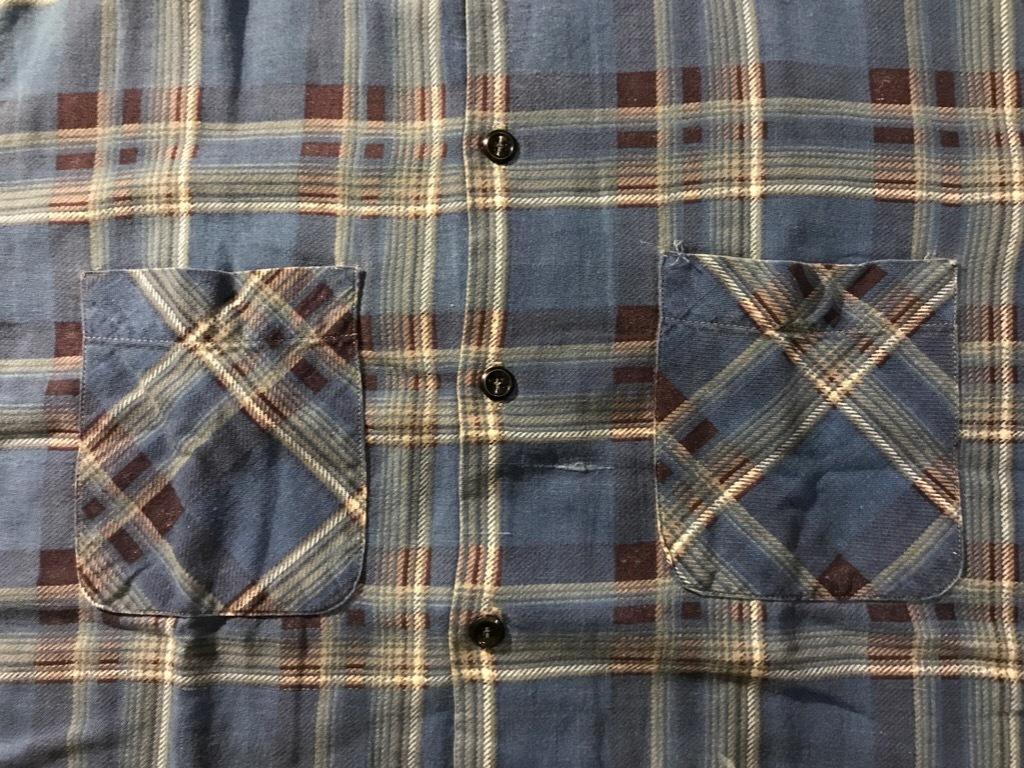 神戸店8/26(土)VSA秋ヴィンテージ入荷! #7 Vintage Lee!Vintage Flannel Shirt!!!_c0078587_14462697.jpg