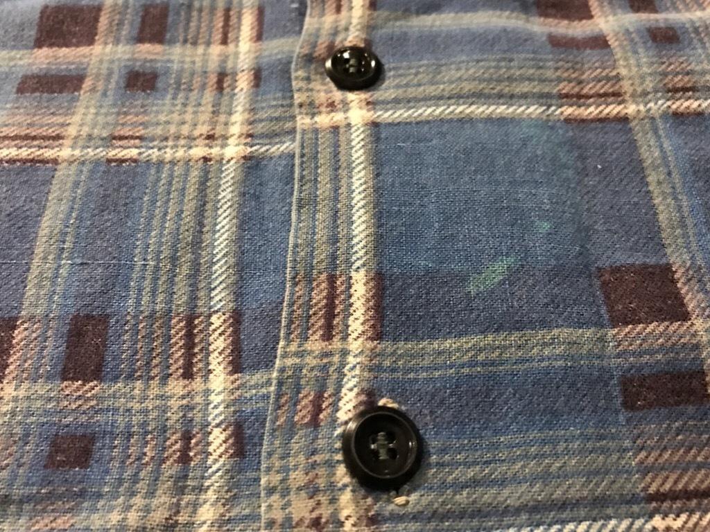 神戸店8/26(土)VSA秋ヴィンテージ入荷! #7 Vintage Lee!Vintage Flannel Shirt!!!_c0078587_14462822.jpg