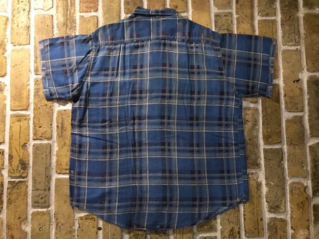 神戸店8/26(土)VSA秋ヴィンテージ入荷! #7 Vintage Lee!Vintage Flannel Shirt!!!_c0078587_14462846.jpg