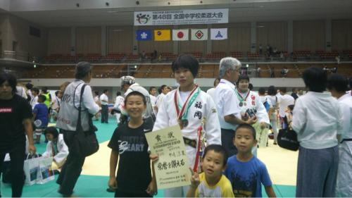 2017 全国中学校柔道大会_b0172494_08494782.jpg