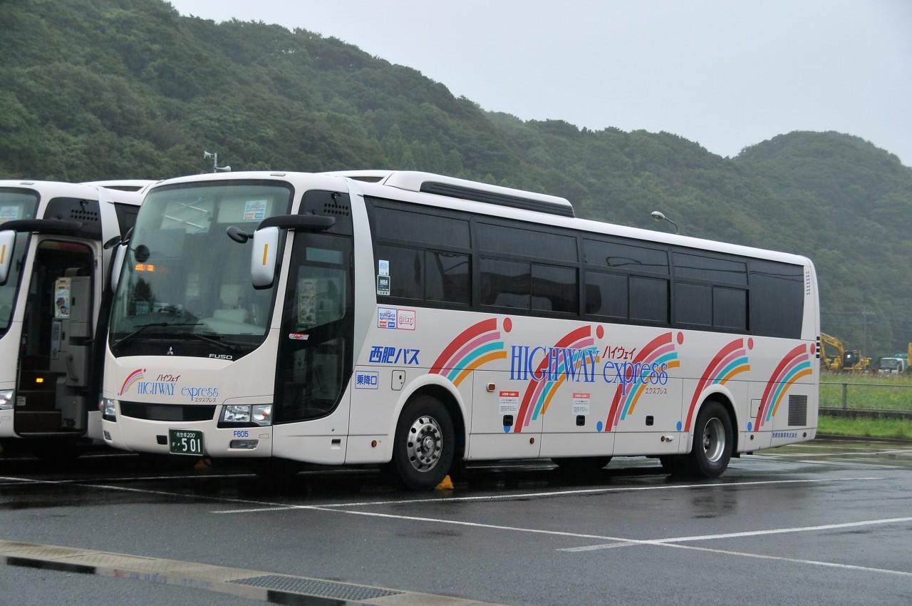 西肥自動車F605(佐世保200か501)_b0243248_21280230.jpg