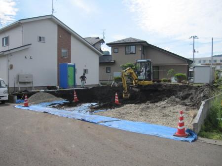敷地造成工事_e0277474_15581000.jpg