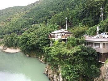 旅気分~☆ かなや明恵峡温泉&お蕎麦屋さん_e0123286_23455948.jpg