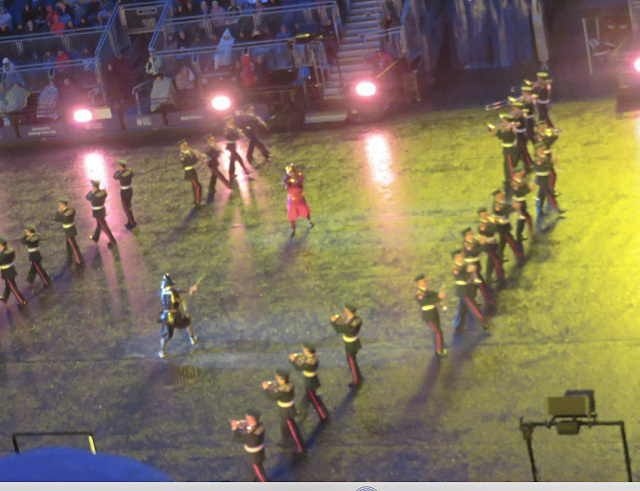 ロイヤル・ミリタリー・タトゥー初参加の陸上自衛隊中央音楽隊_f0346196_15094998.jpg