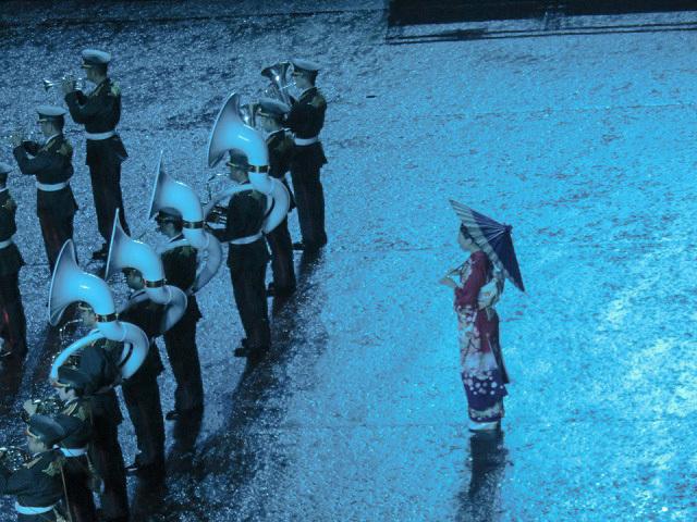 ロイヤル・ミリタリー・タトゥー初参加の陸上自衛隊中央音楽隊_f0346196_15141672.jpg