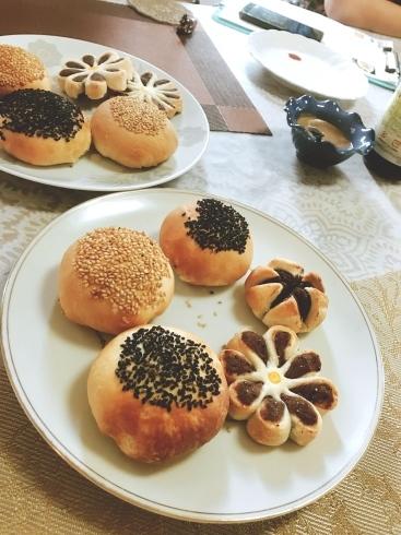 胡椒餅、菊花パイレッスン_a0175348_17251093.jpg