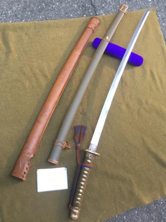 陸軍将校用制式軍刀・所持許可書付_a0154482_17520353.jpg