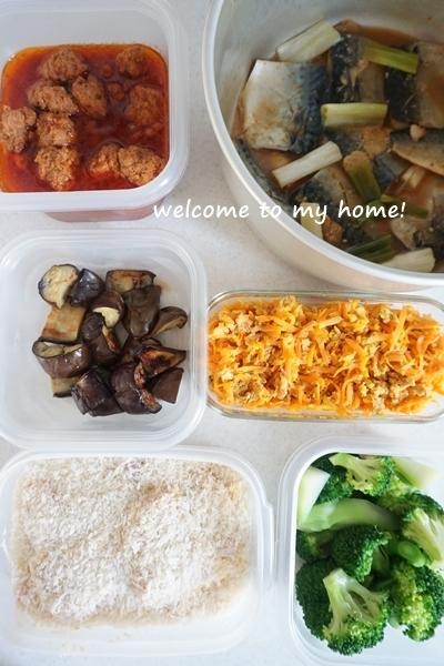 私がまさかの常備菜!!!でも、作っておくと、やっぱり楽チン。_c0365584_23203303.jpg