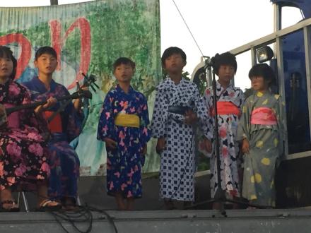 諸鈍集落「納涼祭」_e0028387_20191204.jpg