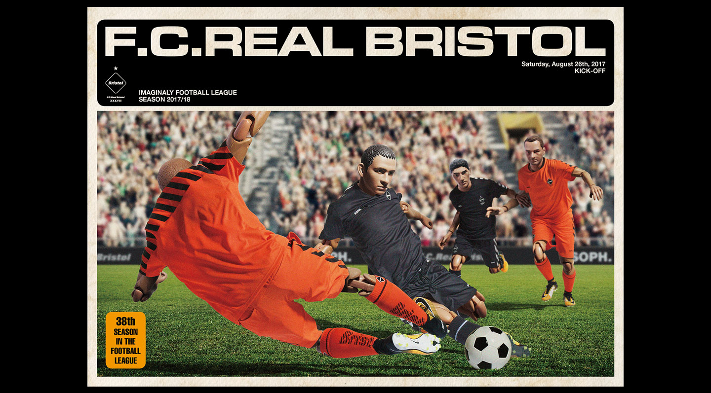 F.C.Real Bristol 2017 A/W COLLECTION Vol.2_c0079892_20243881.jpg