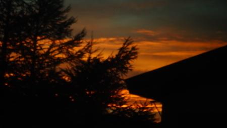 きれいな夕暮れ_e0120896_07524304.jpg