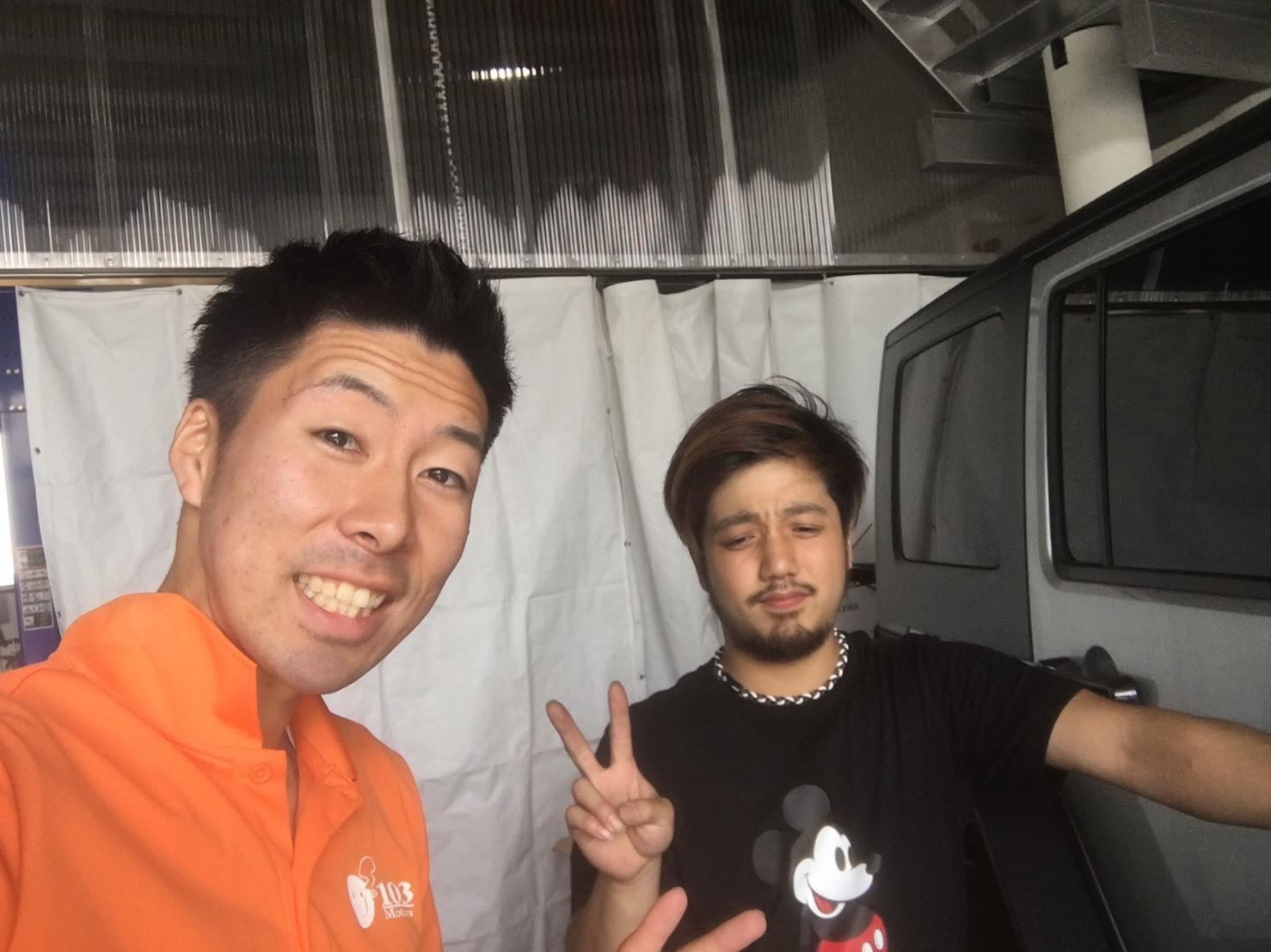8月28日(月)TOMMY BASE ともみブログ☆ランクル ハマー カスタム☆_b0127002_11112954.jpg