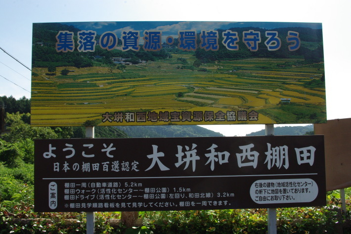 No  109  棚田めぐり(8月27日)_d0341514_09181957.jpg