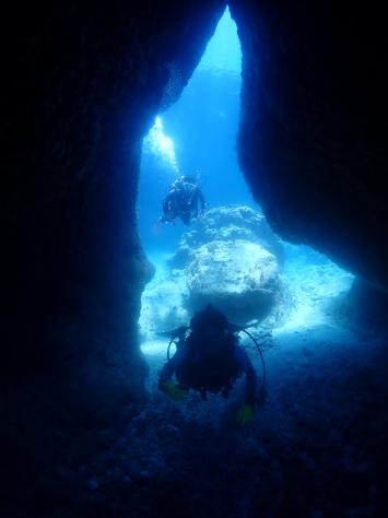 8月28日本日も慶良間から青の洞窟まで!!_c0070933_21205968.jpg