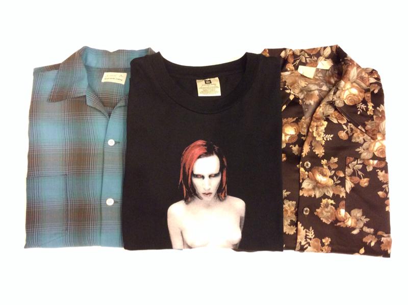 「 MMとキラーシャツと私 」_c0078333_19171871.jpg