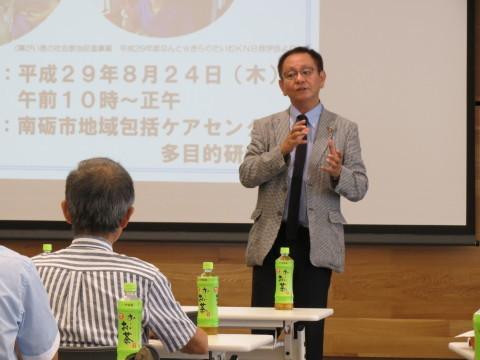 南砺市福祉教育ボランティア学習会_b0159251_18240357.jpg