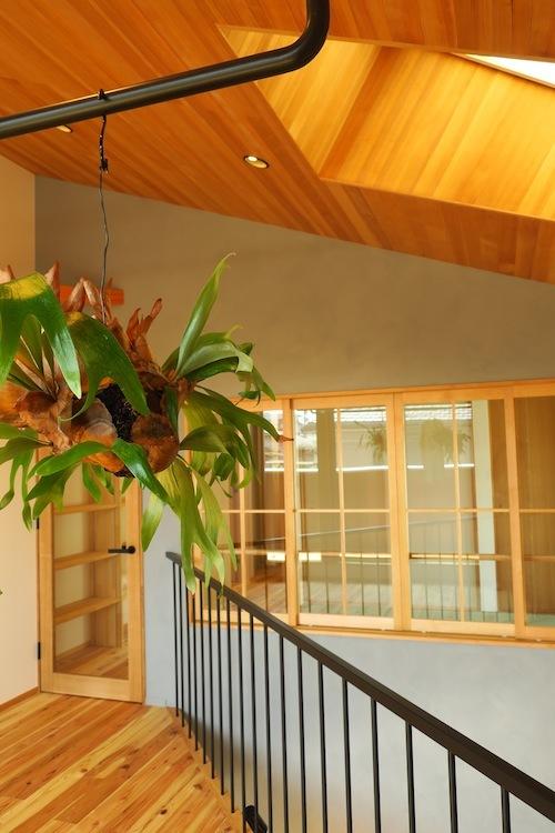 オープンハウス「Pointy House」_f0324766_16035066.jpg