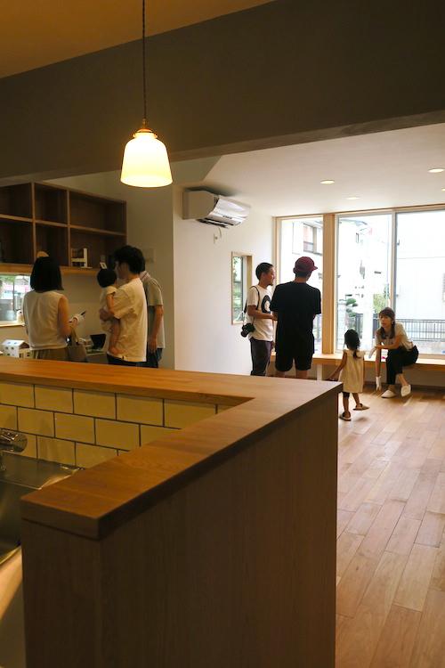 オープンハウス「Pointy House」_f0324766_16045713.jpg