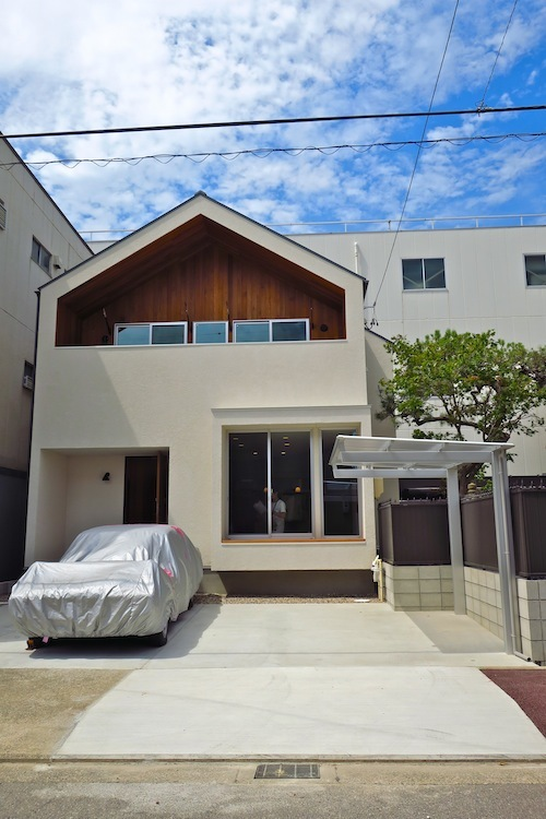 オープンハウス「Pointy House」_f0324766_16115322.jpg