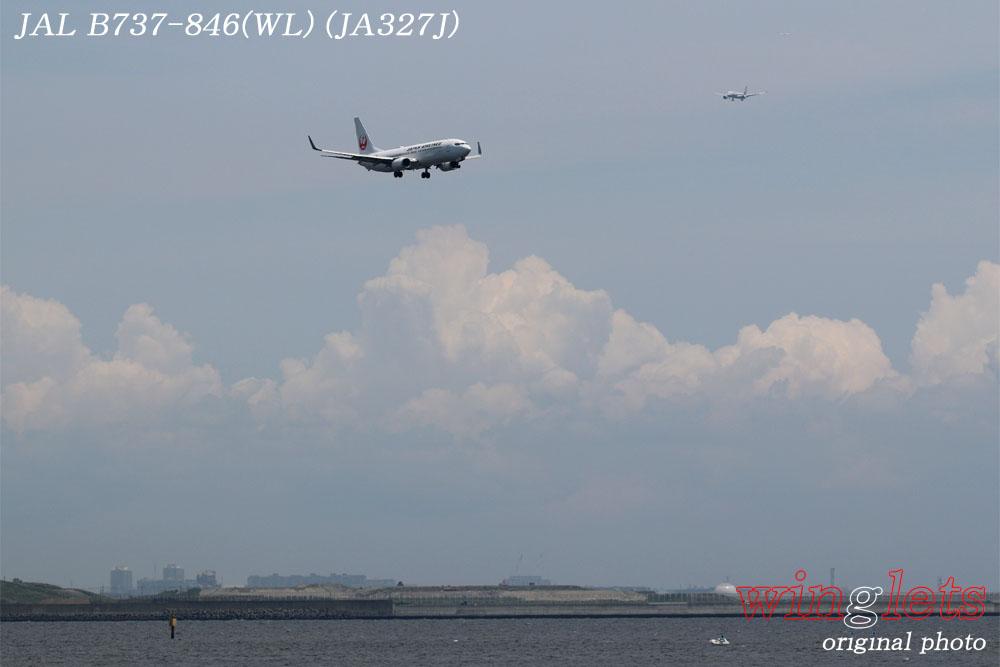 '17年 京浜島・つばさ公園レポート ・・・JAL/JA327J_f0352866_2293287.jpg
