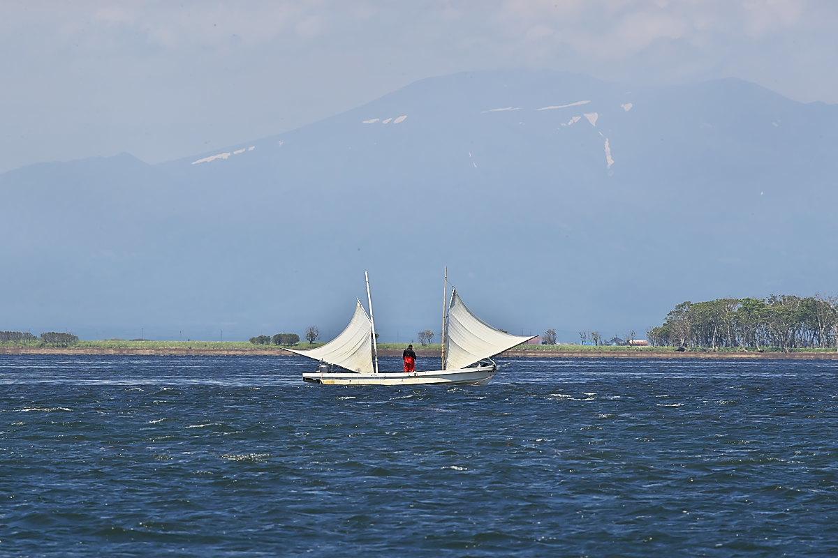 北海道の夏 ′17_打瀬船(2)_d0125872_22403628.jpg