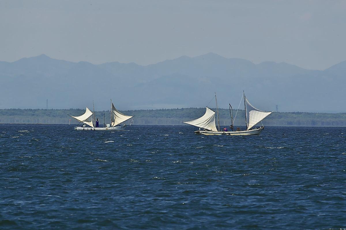 北海道の夏 ′17_打瀬船(2)_d0125872_22421188.jpg