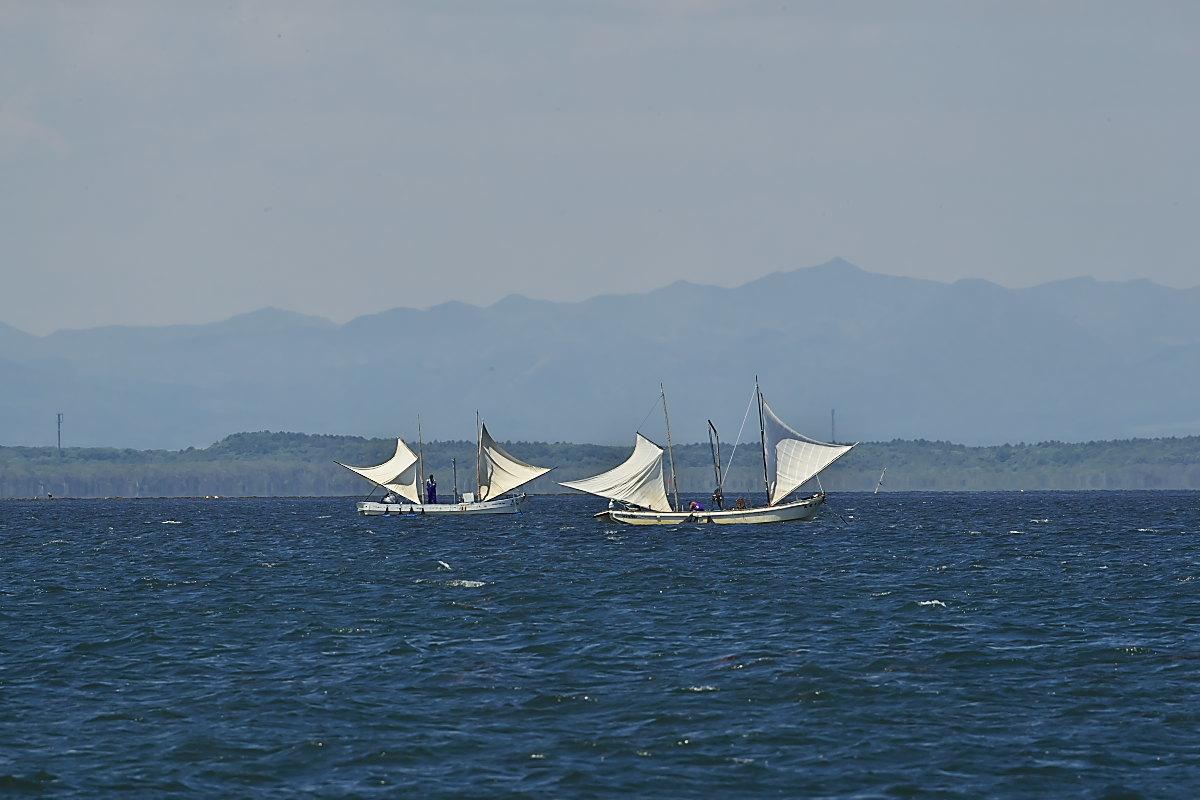北海道の夏 ′17_打瀬船(2)_d0125872_22422769.jpg
