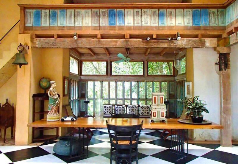 スリランカの旅~ジェフリー・バワ邸「ルヌガンガ (Lunuganga) 」を探訪💓_a0138976_14270687.jpg