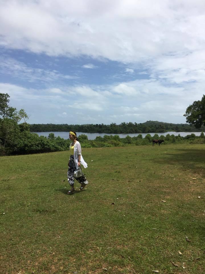 スリランカの旅~ジェフリー・バワ邸「ルヌガンガ (Lunuganga) 」を探訪💓_a0138976_14270998.jpg