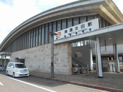 真夏の北日本海鉄道 1 (ひかりレールスター/太多線)_b0005281_2118083.jpg