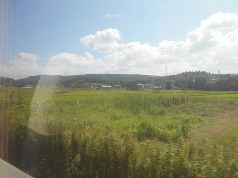 真夏の北日本海鉄道 1 (ひかりレールスター/太多線)_b0005281_21183056.jpg