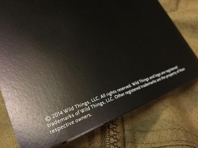 9月2日(土)大阪店モダンミリタリー入荷!!#1 WILD THINGS TACTICAL編!Made In USA!!(大阪アメ村店)_c0078587_18354862.jpg