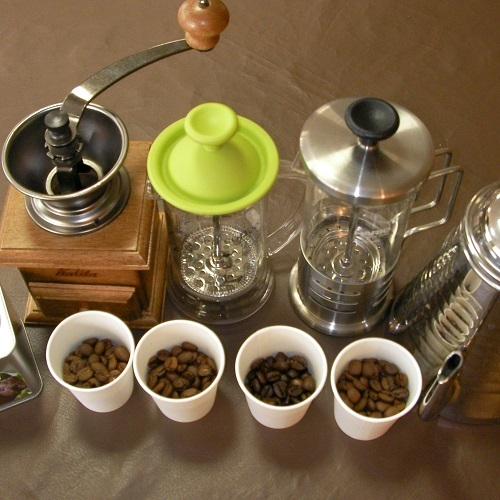 週末自家焙煎が楽しみ!今週はどんなコーヒーを飲もうか?_c0355287_19585460.jpg