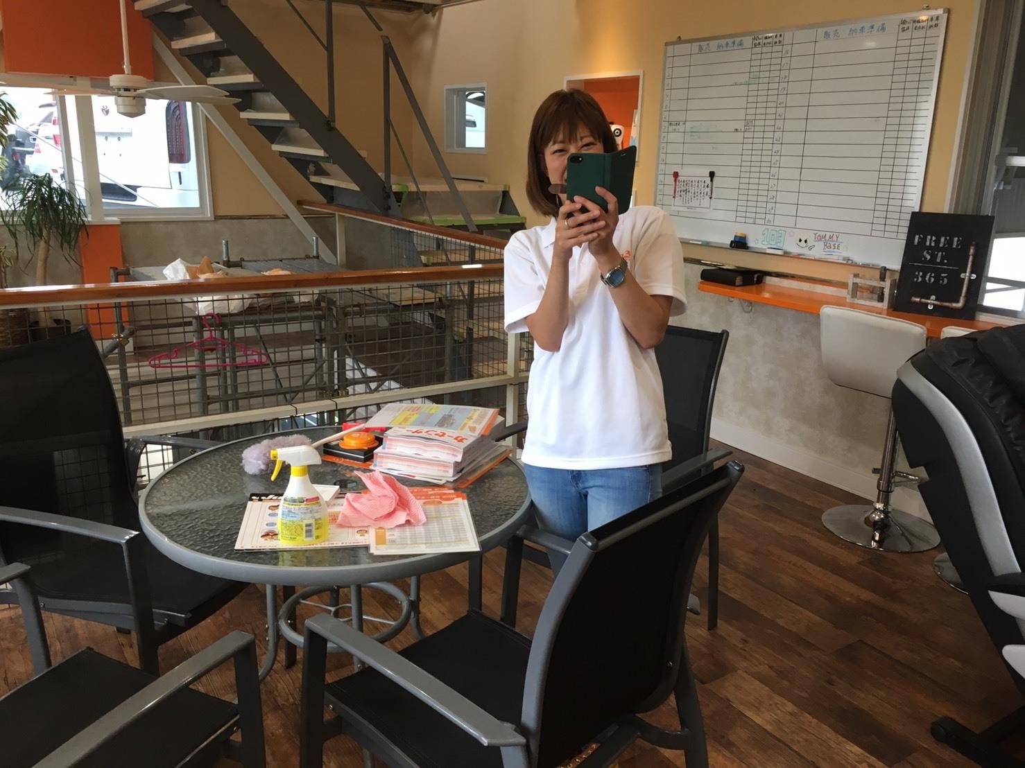 8月29日(火)TOMMY BASE ともみブログ☆ハマー ランクル ハイエース_b0127002_21554561.jpg