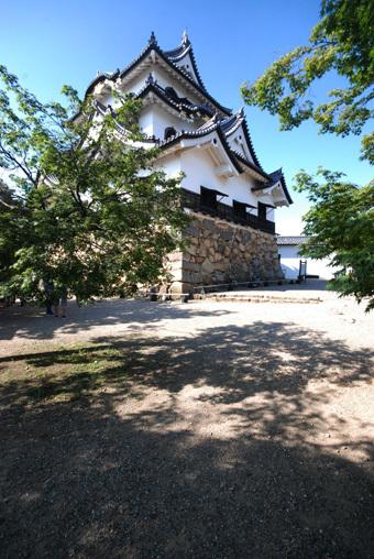 琵琶湖の竹生島にいきました。_c0195909_11440876.jpg
