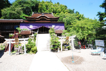琵琶湖の竹生島にいきました。_c0195909_11443925.jpg