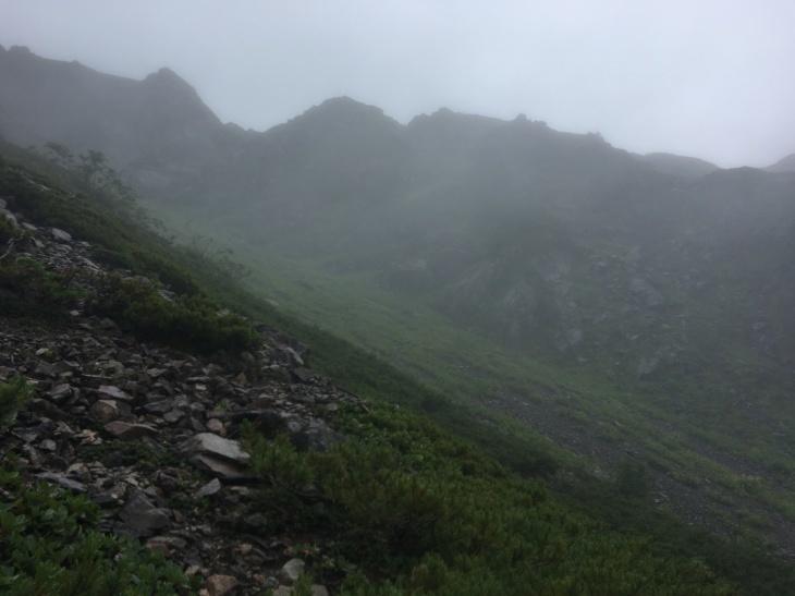 2017 夏休み一人登山 南アルプス南部 その2_e0000910_10022546.jpg