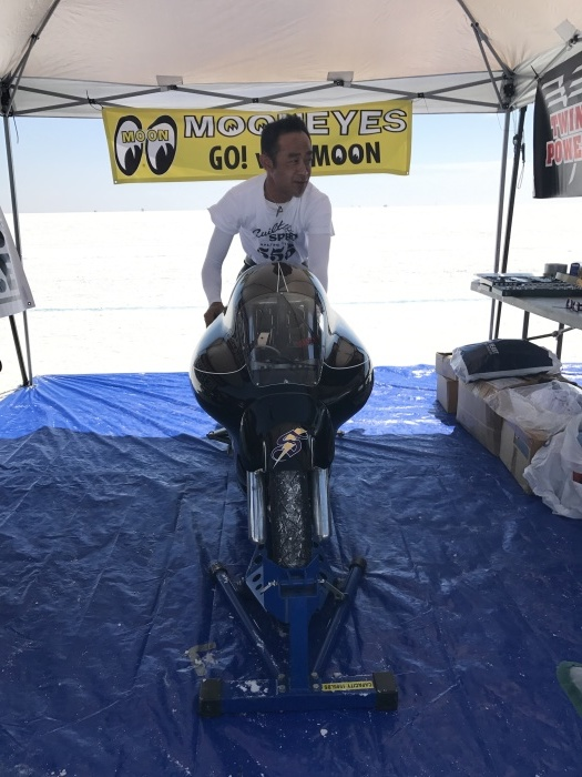 Bonneville Motorcycle Speed Trials 前編_b0160319_14445863.jpg