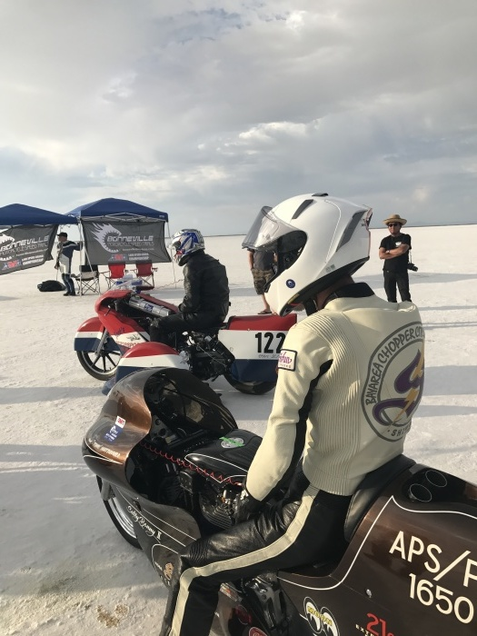 Bonneville Motorcycle Speed Trials 前編_b0160319_15024867.jpg