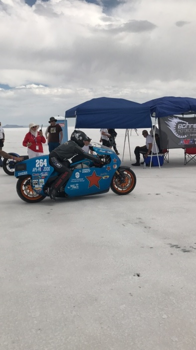 Bonneville Motorcycle Speed Trials 前編_b0160319_16255557.jpg